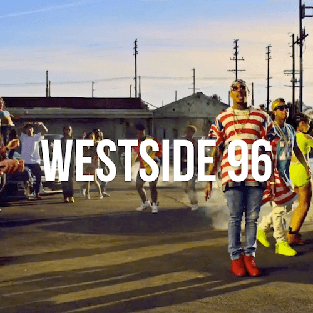 Westside 96 - DJ Mustard Type Beats For Sale